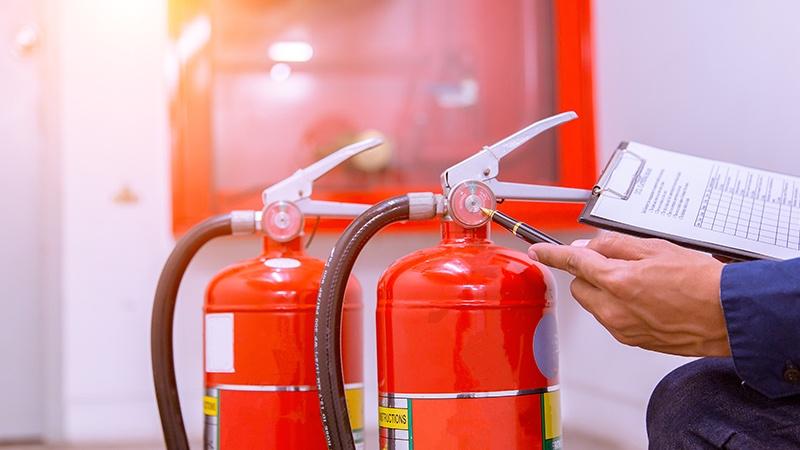 Norsk standarder for brannsikkerhet